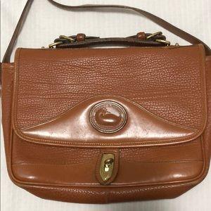 Dooney & Bourke Vintage Crossbody Leather Bag